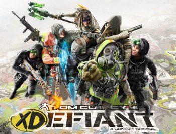Tom Clancy's XDefiant Free-to-Play FPS ohlásený pre PC, PS4, PS5, Xbox One, Xbox Series S / X